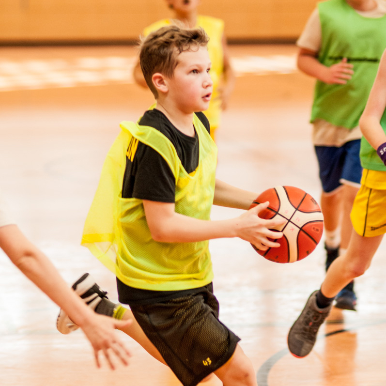 Basketball Sommercamps
