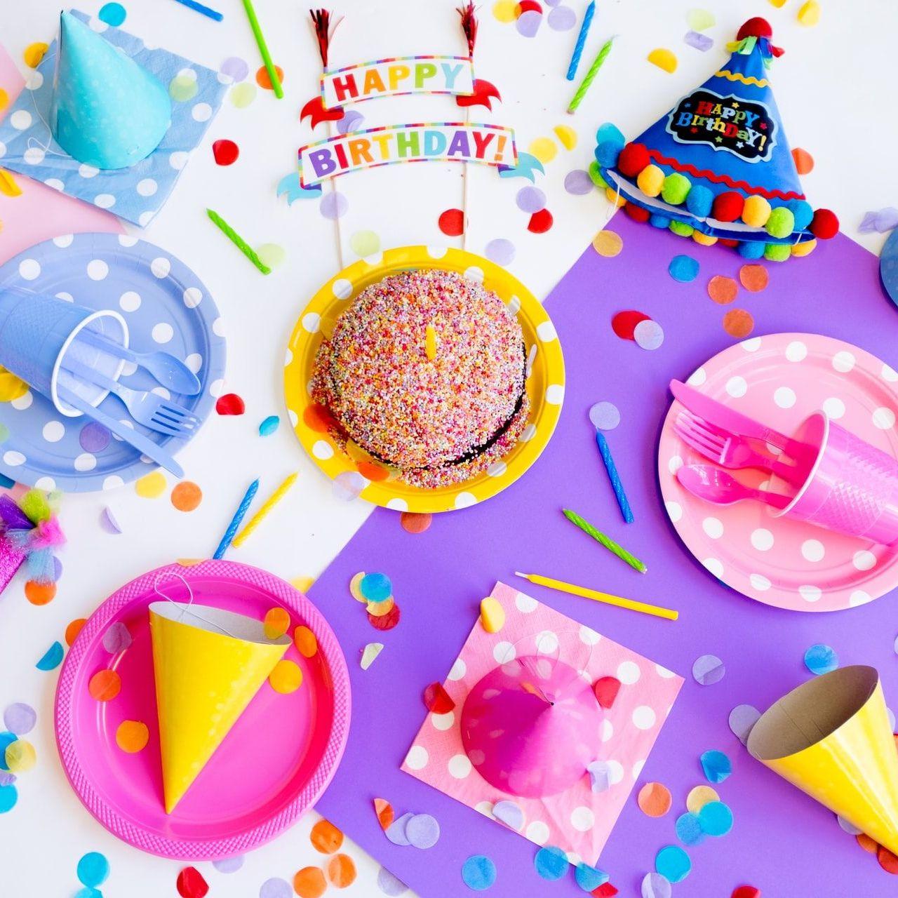 Geburtstage für Kinder